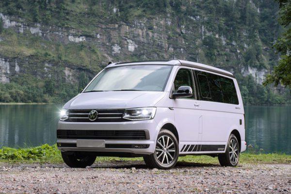 Camper kaufen Schweiz, VW T6 California, Beach, Neufahrzeug