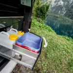VW-California-mieten-Schweiz-Kuechenzeile