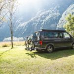 campervan rental Europe, compact vehicle dimensions