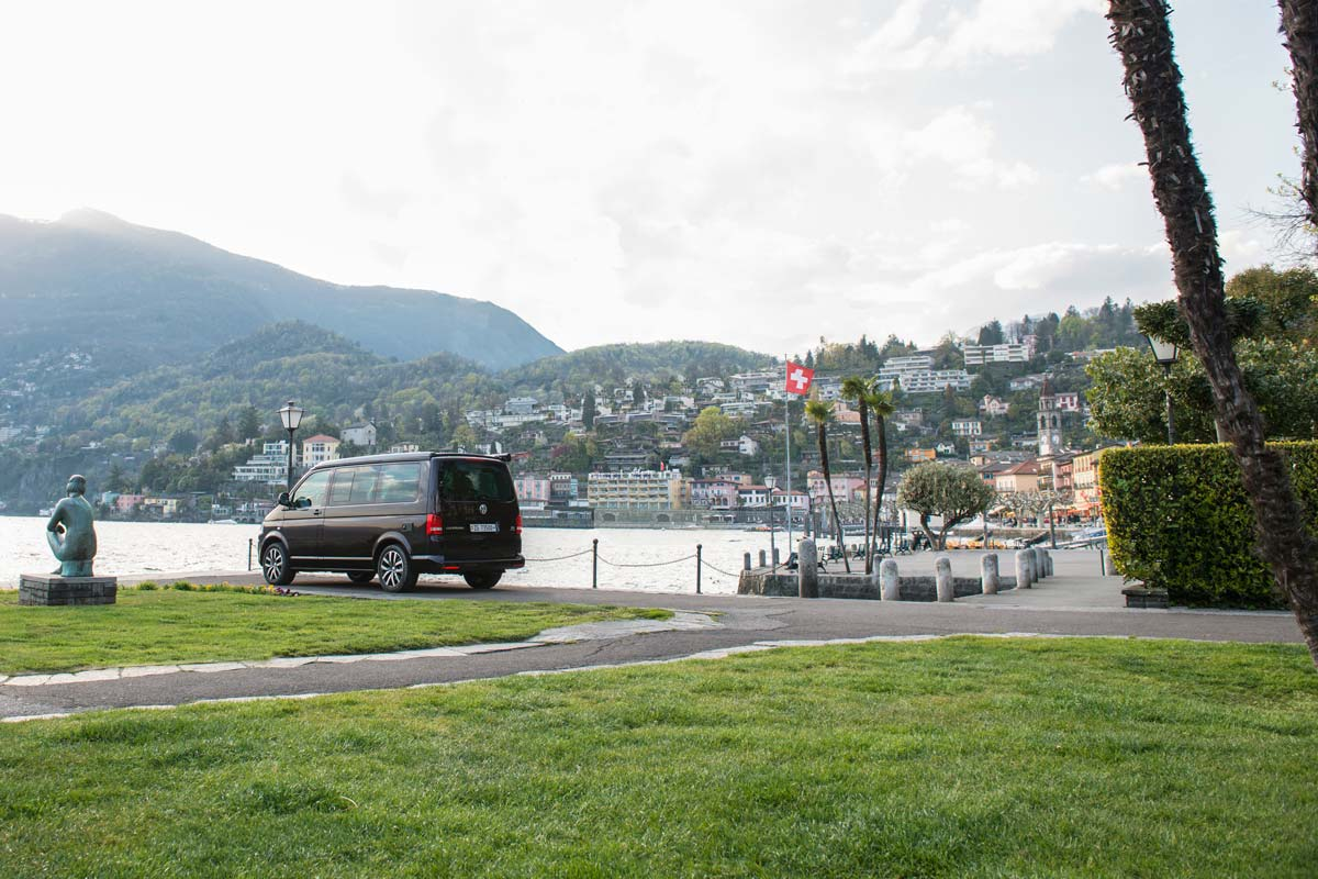 pre-owned vw california Switzerland
