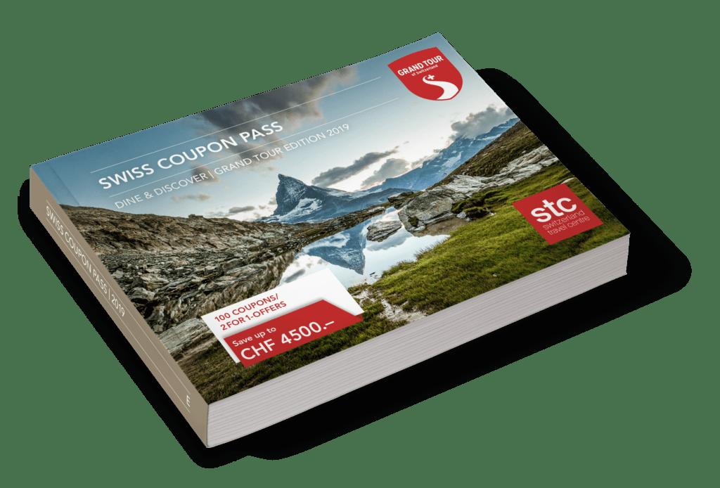 Grand Tour of Switzerland, Swiss Coupon Pass, Camper mieten Schweiz, Rundreise Schweiz