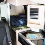 Kleiderschrank, Mercedes Marco Polo Camper, Campervermietung Schweiz