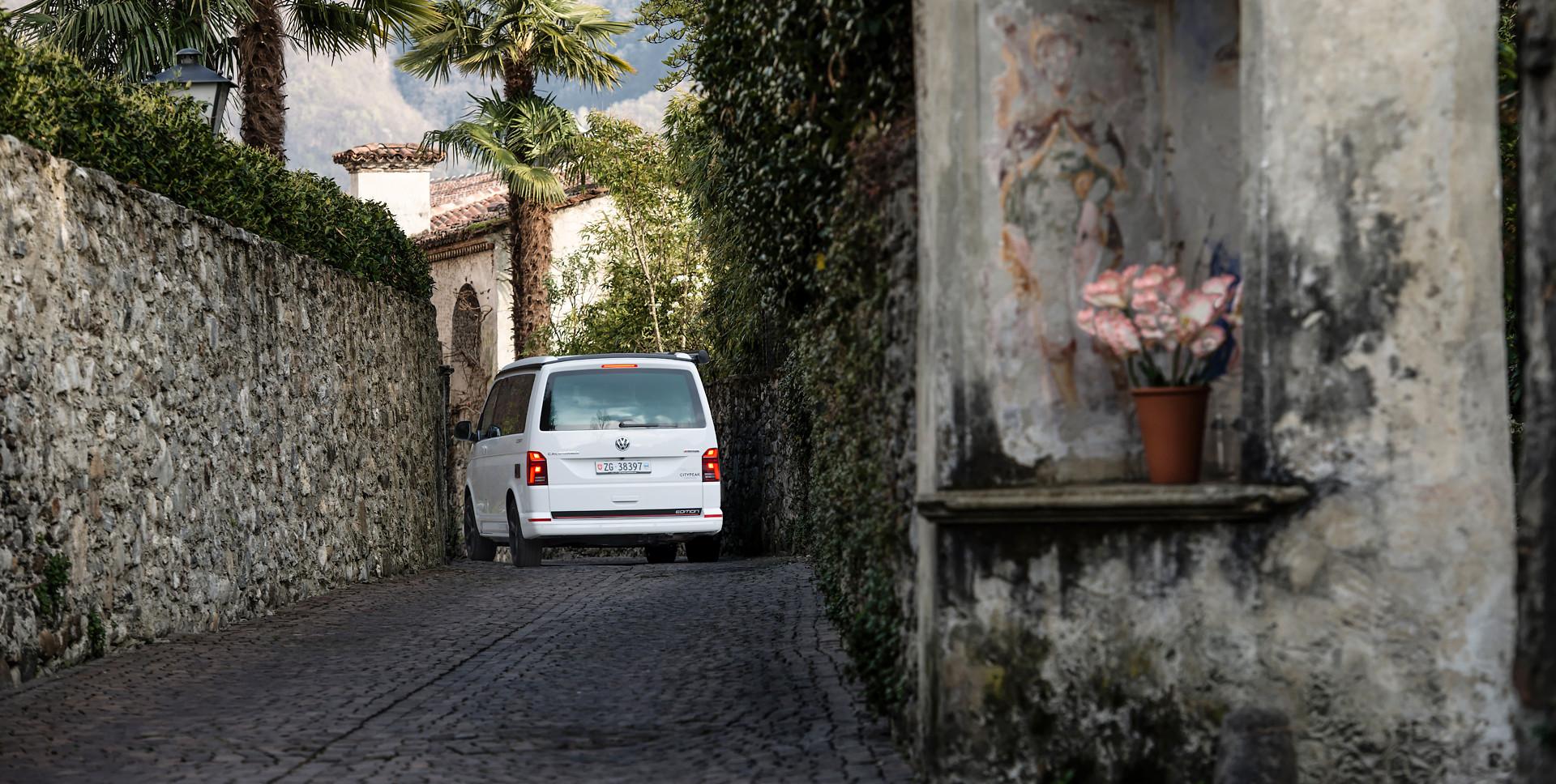 Premium VW Camper mieten Schweiz VW T6.1