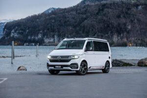 Buy a new VW T6.1 California camper van