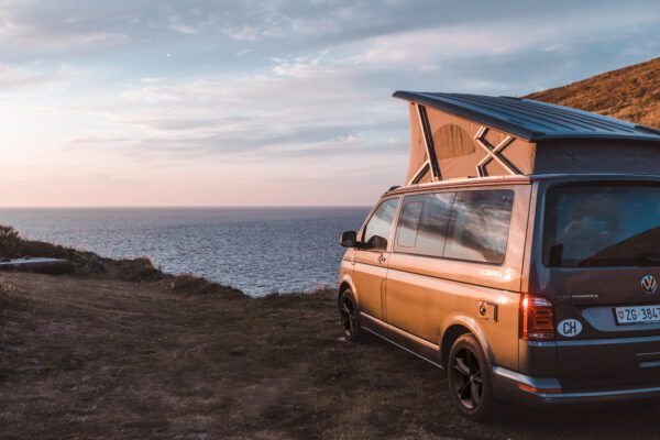VW California T6.1 Camper Südfrankreich