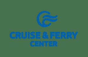 Cruise & Ferry Center Logo, Vorteilspreise mit Citypeak Campers