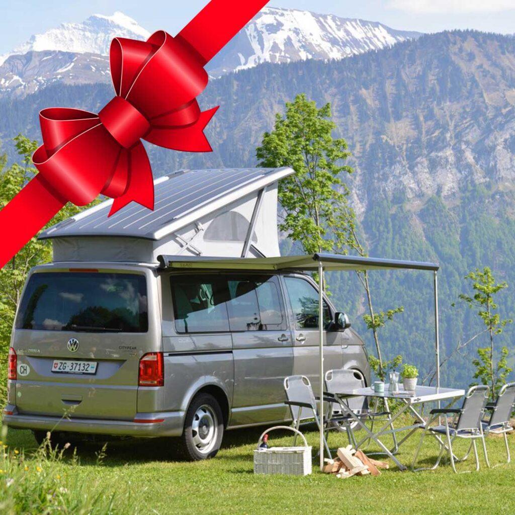 Verlängertes Feiertags-Weekend im CITYPEAK Camper