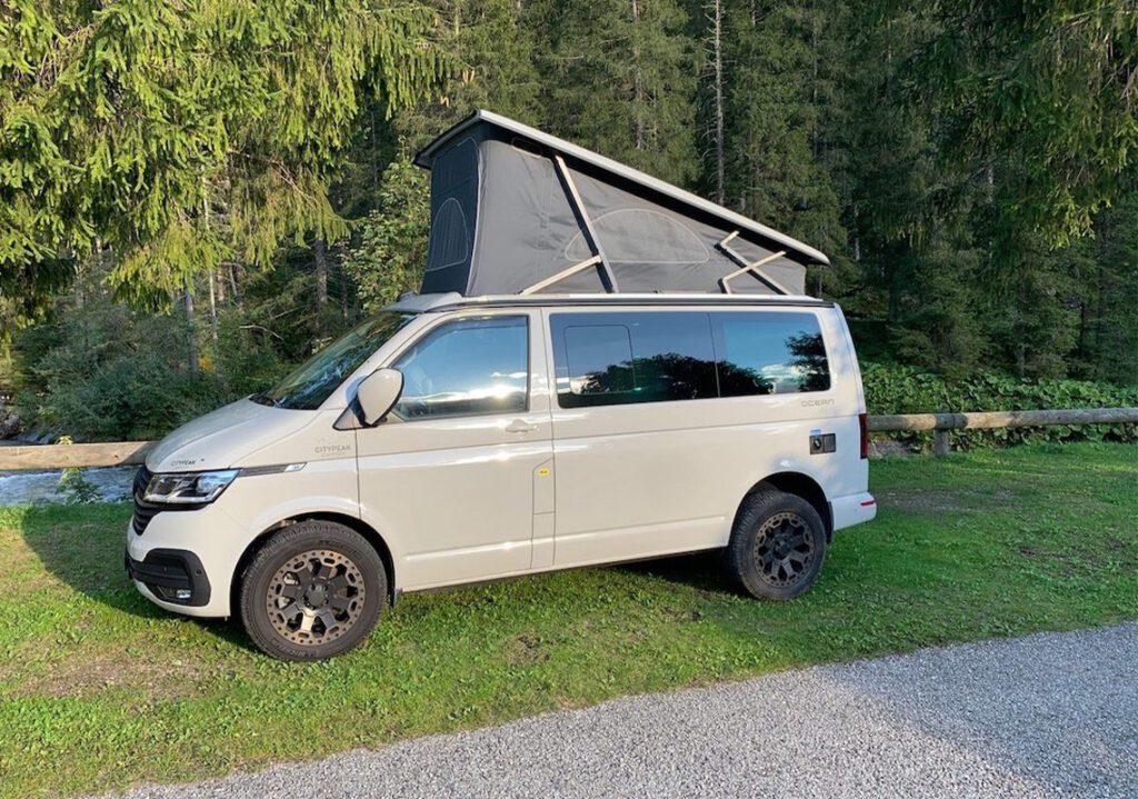 Premium Explorer Camper