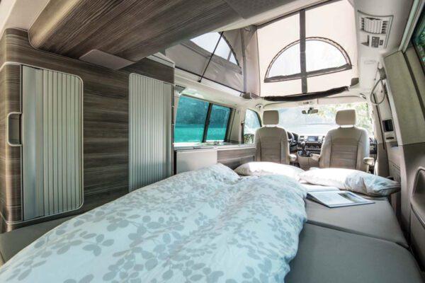 Citypeak Deluxe Camper Bett