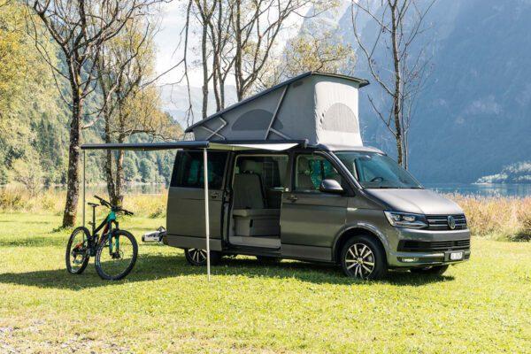 Citypeak Deluxe Camper am See