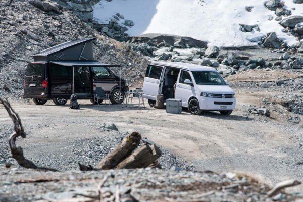 Citypeak Premium Camper im Gebirge