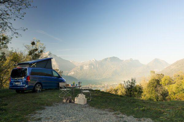 Citypeak Premium Camper am See