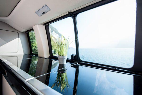 Citypeak Deluxe Premium Camper Innenbereich
